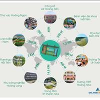 Bán đất nền dự án quận Hoằng Hóa - Thanh Hóa giá 899 triệu