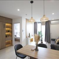 Cho thuê căn hộ Thủ Thêm Dragon Q.2, 50 m2 full nội thất, 1 phòng ngủ +1 giường thông minh giá 11tr