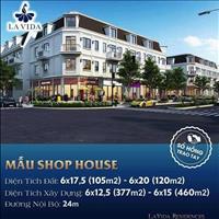 Mở bán La Vida Residences nhà phố, biệt thự mặt tiền đường 3/2 thành phố Vũng Tàu, cách biển 500m