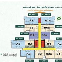 Bán căn hộ Res Green Tower quận Tân Phú - TP Hồ Chí Minh