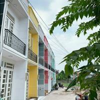Mặt tiền Phan Văn Hớn, gần Quốc Lộ 1A, nhà 1 trệt 1 lầu, 4x10m, 2PN, 2WC, nhà mới, đúc thật
