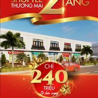 Shoptel thương mại 2 tầng kinh doanh lần đầu tiên tại Quảng Ngãi giá chỉ 800-900tr/căn