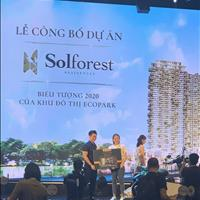 Quỹ căn đẹp nhất dự án Sol Forest Ecopark, quỹ căn có chiết khấu cao nhất