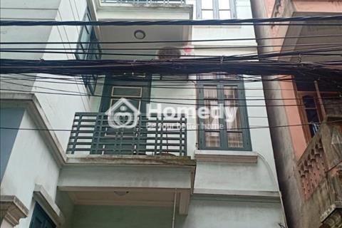 Cơ hội sở hữu nhà 3 tầng chính chủ, vị trí đẹp nhất Phường Quan Hoa, diện tích đất 90m2