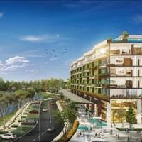 Ecopark ra mắt siêu nhà phố triệu đô Marina Arc, sở hữu 7 tầng thương mại hướng hồ độc đáo