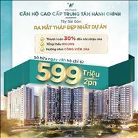 Booking căn hộ WestGate Bình Chánh block Mekong - chiết khấu đến 18% - giá chỉ từ 599tr/căn