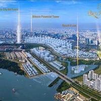 Siêu dự án giữa lòng thành phố Paris Hoàng Kim mặt tiền Trần Não, Quận 2 giá 80tr/m2.