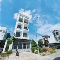 Cho thuê nhà 1 trệt 3 lầu khu dân cư Nam Long, phía sau quán cafe Nam Long 1, nhà có thang máy