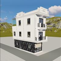 Bán nhà riêng quận Đông Anh - Hà Nội giá 2.35 Tỷ  -xây mới 3 tầng