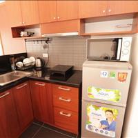 Cho thuê căn hộ dịch vụ Linh Lang – Đào Tấn, diện tích 40 – 65m2, đủ đồ, giá từ 9tr3/tháng