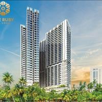 The Ruby Hạ Long, 10 căn hộ giá tốt nhất, nhận chiết khấu 5%, ngân hàng ân hạn gốc lãi tới 24 tháng