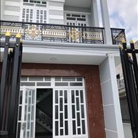 Nhà mới gần chợ Bình Chánh 1 lầu sổ riêng đường Đinh Đức Thiện