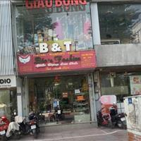 Cho thuê nhà mặt phố Hai Bà Trưng quận Hoàn Kiếm gần ngã tư, 80m2 mặt tiền 5m