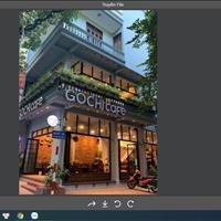 Cho thuê nhà mặt phố Trần Nhân Tông cho khách tài chính lớn 100m2 x 3 tầng mọi mô hình, trừ hàng ăn
