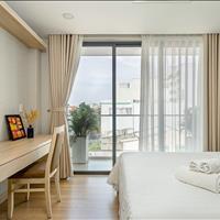 Cho thuê căn hộ 1 PN ngay mặt tiền Trần Khánh Dư quận 1 full nội thất cao cấp đầy đủ tiện nghi
