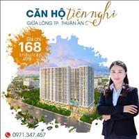 Căn hộ tiện nghi ngay trung tâm Thuận An chỉ từ 168tr/căn, ngân hàng hỗ trợ lên tới 70%