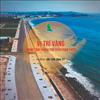 Cao tốc sân bay đã khởi công, Phan Thiết là điểm nóng, chỉ 2,3 tỷ/nền nhà phố mặt biển trung tâm