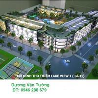 Bán Shophouse Lakeview Thủ Thiêm mặt tiền Nguyễn Cơ Thạch Quận 2