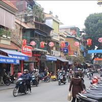 Cho thuê nhà mặt phố Hàng Ngang mặt tiền 6m nhà 2 tầng liên hệ