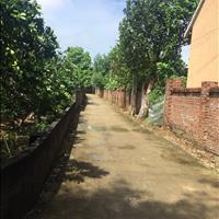 Chính chủ nhờ bán lô đất 138m2, gần mặt đường 419 xã Tân Xã, huyện Thạch Thất 138m2, mặt tiền 5m