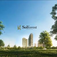 Mở bán căn hộ Sol Forrest Ecopark - nhà vườn trên không đáng sống nhất Việt Nam cọc giữ chỗ căn đẹp