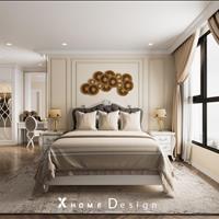 Thiết kế chuẩn Châu Âu 47m2, 2 phòng ngủ, giá 300 triệu, ngay chợ Bà Điểm, đã hoàn thiện
