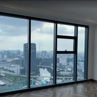 Cho thuê căn hộ cao cấp Sunwah Pearl Bình Thạnh có diện tích 125m2, kiến trúc hiện đại gồm 3PN