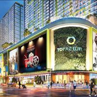 [Kẹt bán gấp]- Bán căn hộ chung cư Topaz Elite 3 phòng ngủ, căn góc 2 view, tháng 12/2020 nhận nhà