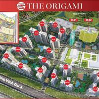 Phân khu The Origami đậm chất phong cách Nhật Bản toà S7