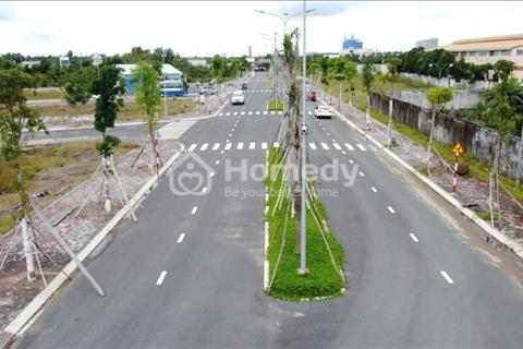 Hàng Hiếm duy nhất còn 10 lô MT đường 36m Phan Văn Hớn nối dài, giá gốc 650tr, góp tháng 8tr 0% LS.