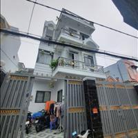 Bán nhà hẻm 60.9m2 xây 2 lầu 4 phòng ngủ 3 WC và sân thượng đường Lương Văn Can, P15, Quận 8