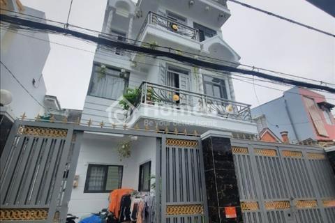 Bán nhà hẻm 60.9m2 xây 2 lầu 4 phòng ngủ 3 WC và sân thượng đường Lương Văn Can, P.15, Quận 8