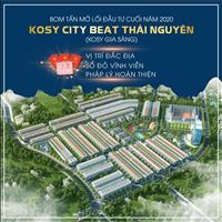 Bán đất nền dự án thành phố Thái Nguyên - Thái Nguyên giá 1.40 tỷ