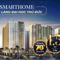 Bán căn hộ cao cấp ngay làng Đại học trả góp 3 năm 0% lãi, chủ đầu tư Hưng Thịnh