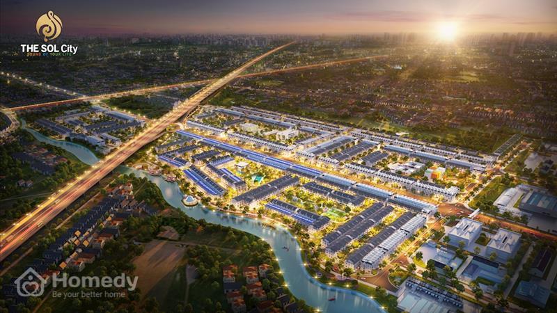 Dự án The Sol City - ảnh giới thiệu