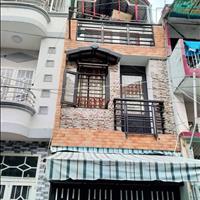 Bán nhà trung tâm quận Gò vấp, ngay vòng xoay Nguyễn Kiệm, BigC ngã năm chuồng chó, full nội thất