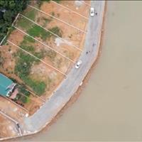 Sở hữu lô đất 206m2 duy nhất tại mặt hồ, sát khu CNC Hòa Lạc cách ĐH FPT 2km,15tr/m2 sổ đỏ trao tay