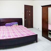 Phòng trong căn hộ chung cư cao cấp Khánh Hội 1, 20m2, đủ tiện nghi, giờ tự do, bảo vệ 24/7