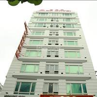 Bán khách sạn 3 sao mặt tiền Nguyễn Trãi, 1 hầm + 9 tầng, 12x20m, 60 phòng