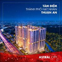 Công bố bảng giá chính thức căn hộ Astral City thành phố Thuận An - Bình Dương giá 1.99 tỷ/căn 2PN