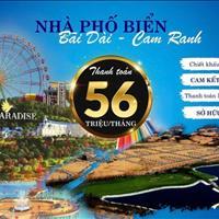 Bán nhà mặt phố quận Cam Ranh - Khánh Hòa giá 5.6 tỷ