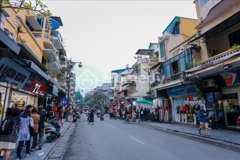 Mặt phố Hàng Ngang vang danh Hà Thành - 1 chủ - 144m2, 3 tầng, mặt tiền 3.5m - Giá 90 tỷ