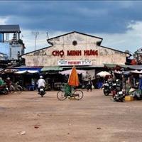 Đất chợ Minh Hưng Chơn Thành Bình Phước gần KCN Minh Hưng, giá 590tr, sổ riêng, hỗ trợ vay