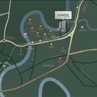 Bán căn hộ cao cấp vị trí vàng ngay trung tâm Quận 2 giá chỉ từ 90tr/m2