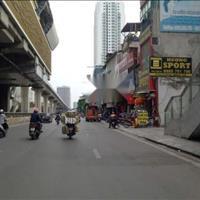 Bán gấp nhà mặt phố Nguyễn Trãi kinh doanh mọi loại hình, 52m2, mặt tiền 5m, chỉ 280 triệu/m2