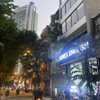 Bán nhà 6 tầng mặt phố Phó Đức Chính - Châu Long - Ba Đình, giá 43 tỷ, diện tích 95m2, mặt tiền 6m