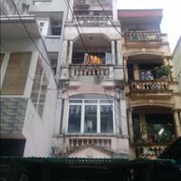 Bán nhà 4 tầng ngõ 286 đường Giáp Bát, 77m2, 6 phòng ngủ, 7WC, giá 9 tỷ