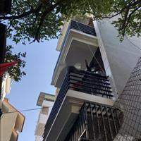 Bán nhà Nguyễn An Ninh, 52m2, 4 tầng, phân lô bàn cờ, ô to đỗ cửa, 10m ô tô tránh, mới tinh