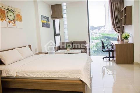 Chính chủ cho thuê studio full nội thất, mới xây, an ninh đường Nguyễn Văn Lượng, Gò Vấp.