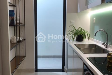 Bán căn hộ D - Homme mặt tiền đường Hồng Bàng Quận 6 - 2 phòng ngủ 2WC 2 logia